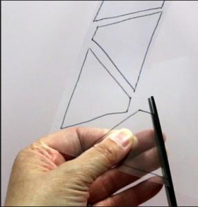 3D Hologram পিরামিড প্রজেক্টর