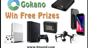 how to win gokano prize