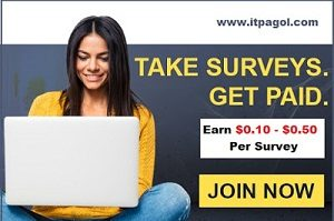 Paid Survey Join Now